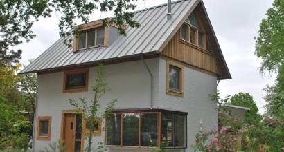 Buitenwerk villa te Bergen