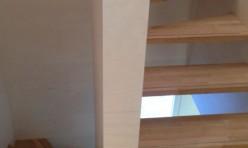 Binnenwerk woonhuis Egmond